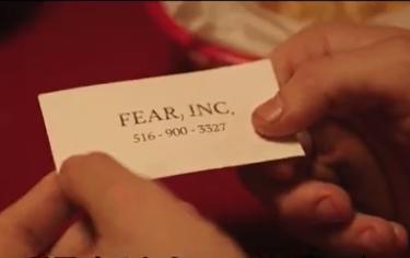 映画フィアー・インクのあらすじとネタバレ解説・感想-その名刺から恐怖は始まる